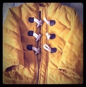 Toddler/infant stylish jacket (boys)